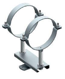Sliding restraining bearing Typ 118 HG/118 HGA